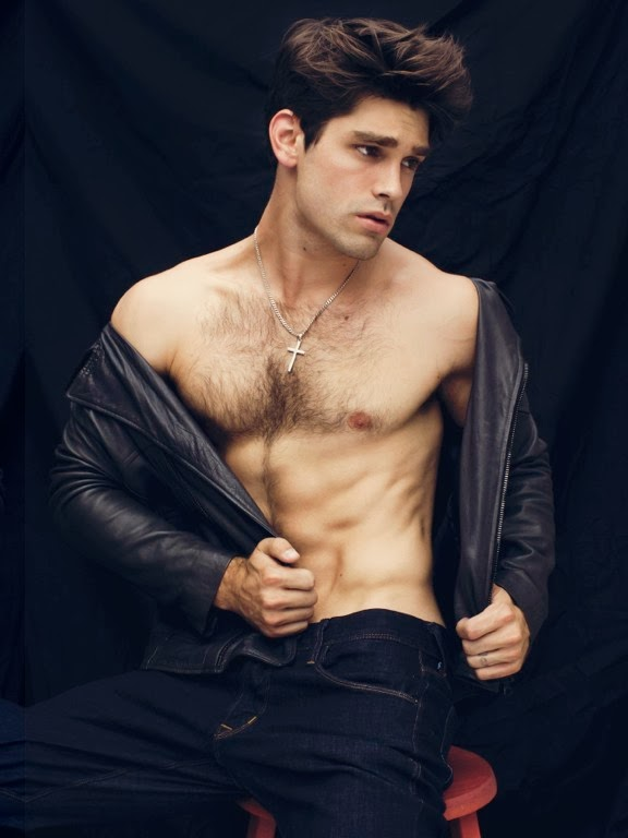 Justin Gaston Nude Photos 11