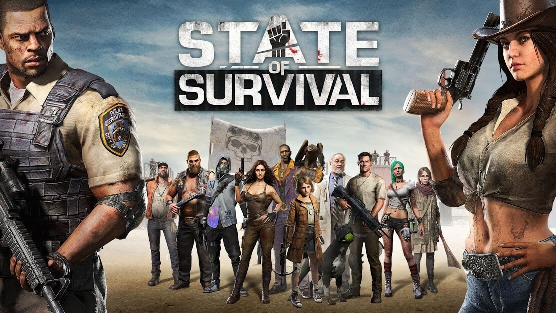 State of Survival Mod Menu 1.9.125