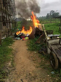 Soldiers kill five militants during gun battle in Rivers