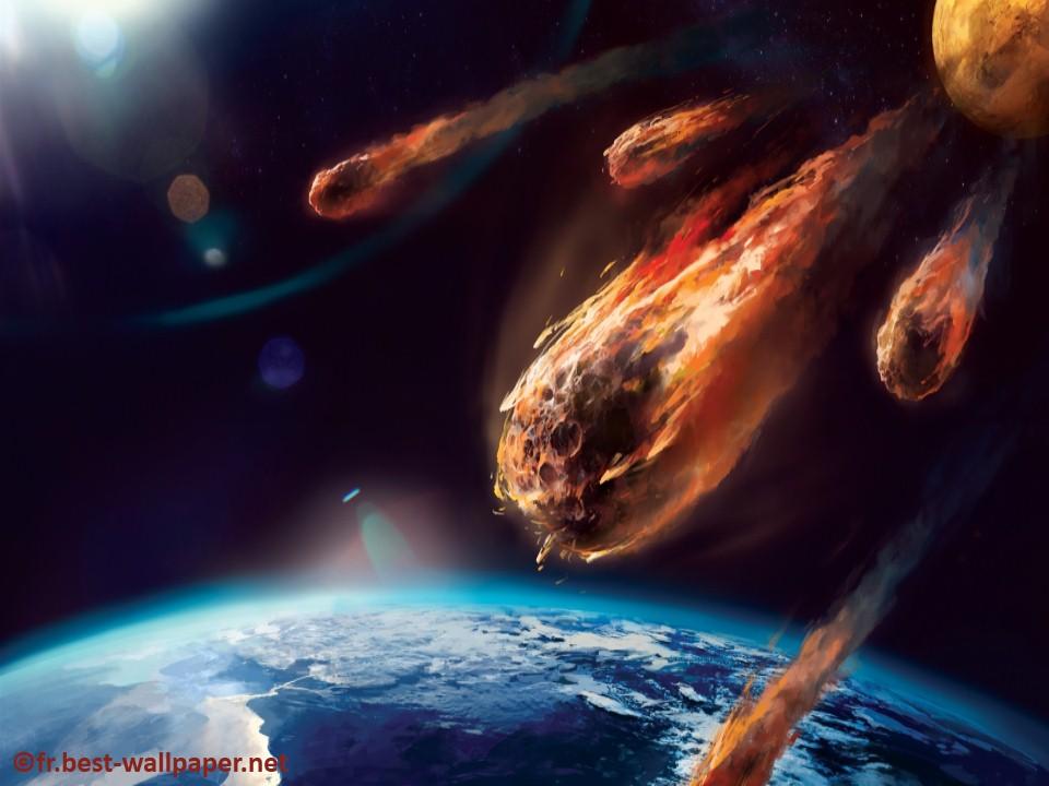 ما هو الفرق بين المذنب و الشهاب والنيزك و الكويكب ؟