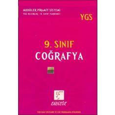Karekök 9.Sınıf YGS Coğrafya Kitabı