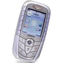 Spesifikasi Handphone Siemens SX1