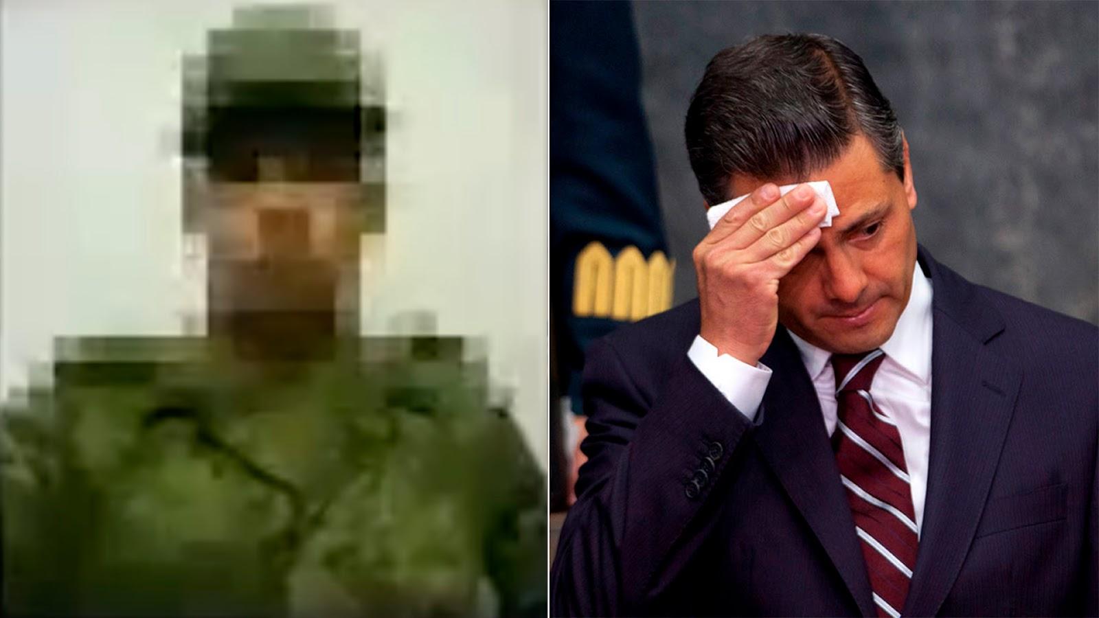 Militar mexicano llama a iniciar una nueva revolución en caso de ocurrir fraude electoral.(VIDEO)
