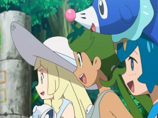 Pokémon Sun & Moon – Episódio 36