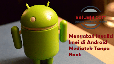 fixed invalid imei android mediatek