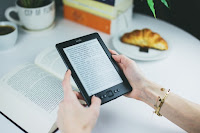 kindle reader device