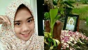 Mengharukan, Inilah Status Facebook Terakhir Niken, Gadis Cantik Korban Kecelakaan Maut Di Klampok, Godong