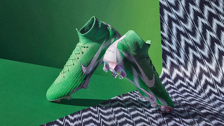 detailing 646b4 1b05c Two Stunning Nike Mercurial Superfly 6 Nigeria Boots ...