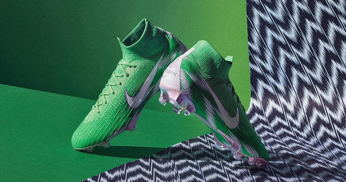 two stunning nike mercurial superfly 6 nigeria boots