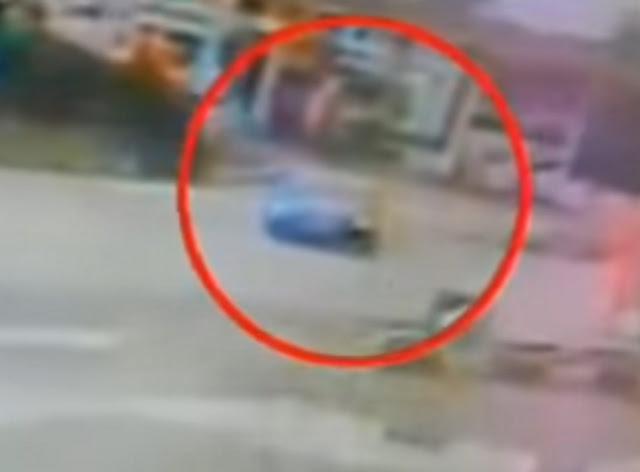 Τροχαίο Εθνική Οδός: «Έγκλημα» στην κάμερα – Φοβερή σύγκρουση μετά από αναστροφή αυτοκινήτου (video)