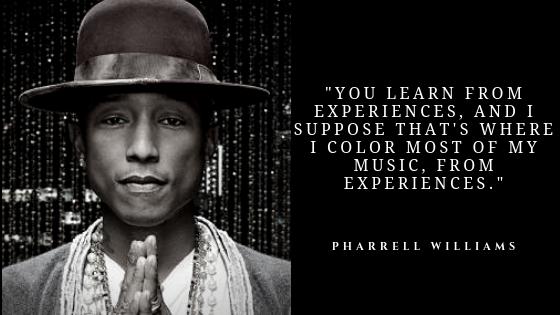 Pharrell Williams Quotes
