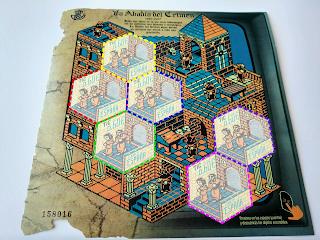 Sello de videojuegos de La abadia del crimen