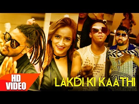 Lakdi Ki Kaathi Lyrics | Harshit Tomar, JSL Ft. Raftaar