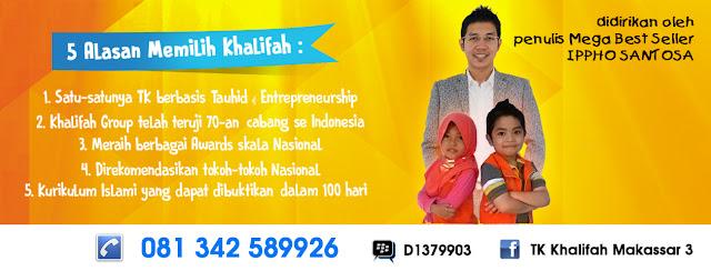 TK Khalifah 3 Makassar
