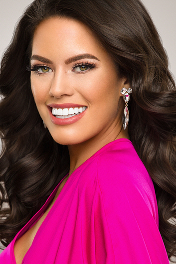 Miss USA 2018 Candidates Contestants Delegates Wyoming Callie Bishop
