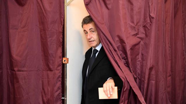 Francia: Nicolas Sarkozy cae eliminado en primera ronda de las primarias y se retira de la política