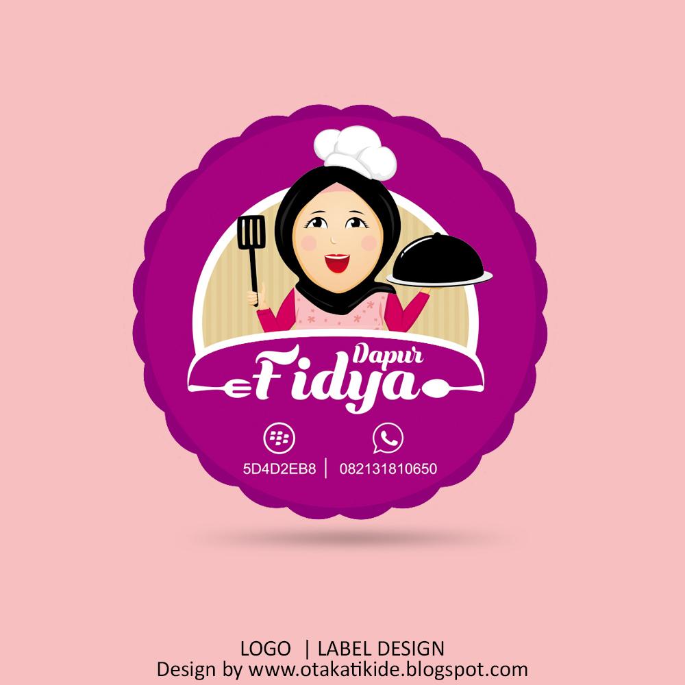Logo Produk Makanan - Otakatikide
