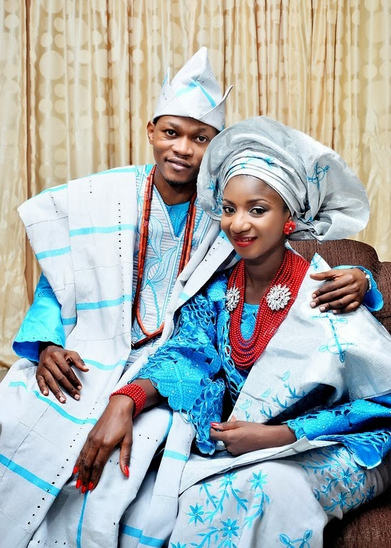 Wns Seye Biola S Yoruba Traditional Wedding Pictures