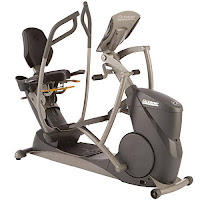 Octane Fitness xR6000 Recumbent Elliptical, review features compared with xR650