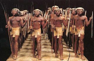 من أهم الألقاب العسكرية فى الحضارة المصرية القديمة
