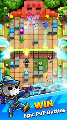 Magic Brick Wars APK