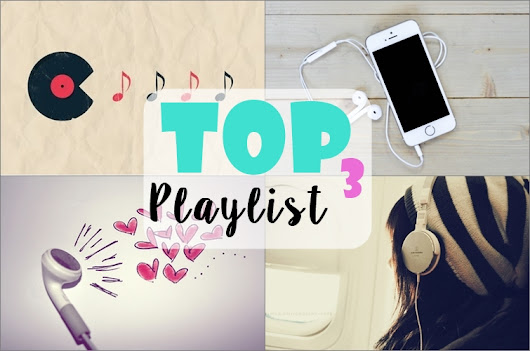 Top 3 - Playlist do momento