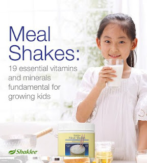 Info Produk : Meal Shakes