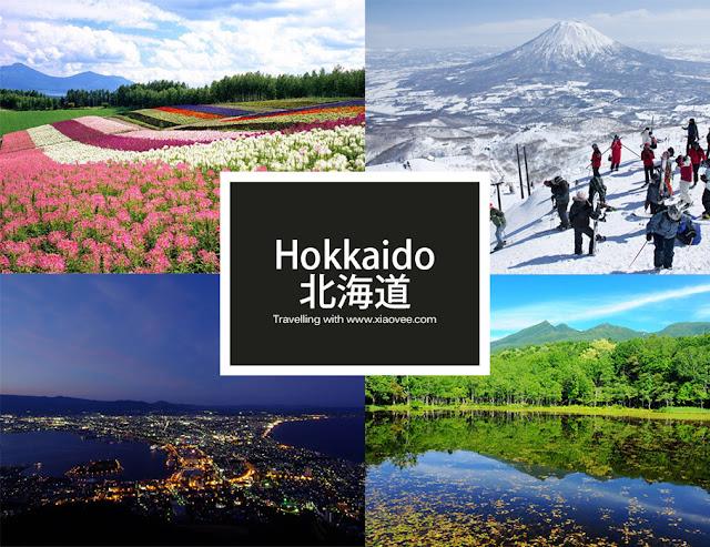 Hokkaido, Beauty of Hokkaido, Berlibur ke Hokkaido