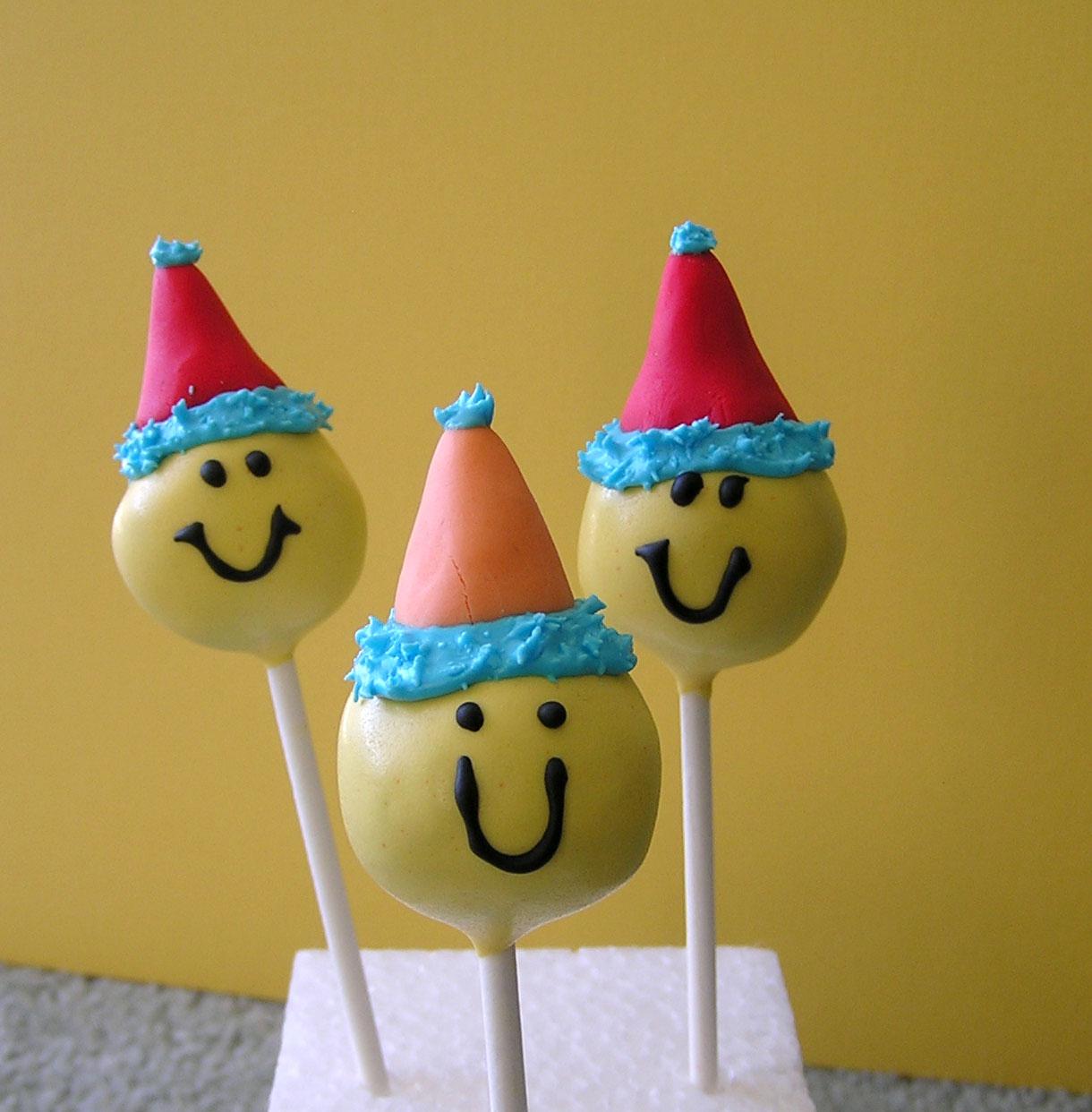 Happy Birthday Donna Cake Balls