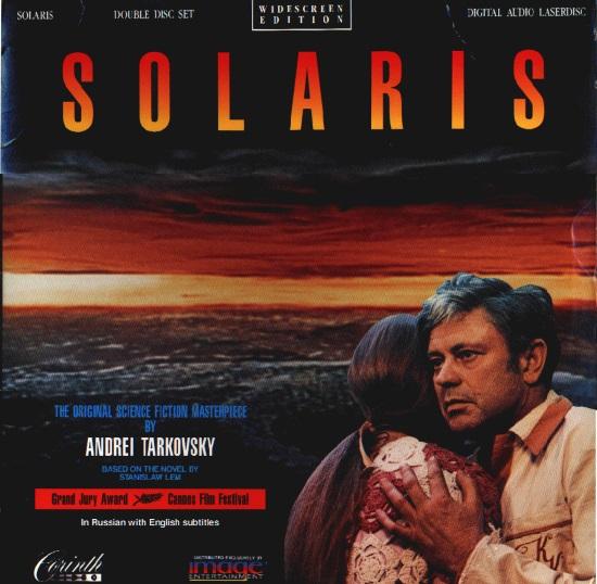 SOLARIS (SOLARIS, 1972)