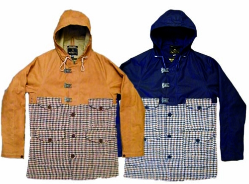 0e4b14630150 Nigel Cabourn - High-Tech Harris Tweed