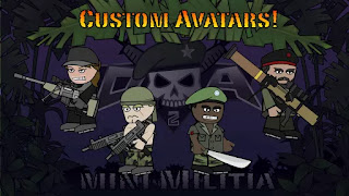 doodle army 2 mini militia apk mod download