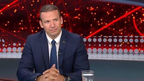 Toroczkai László szerint is szopóágon van a Jobbik