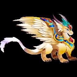 Dragón Arcángel