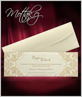 Svatební oznámení 3679