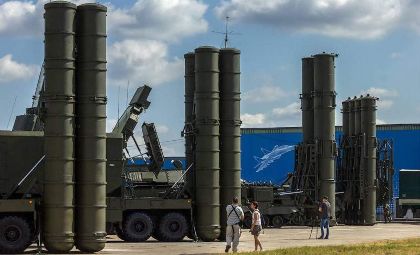 di masa depan Turki siap untuk mempertimbangkan opsi untuk membeli S-500 dari Rusia