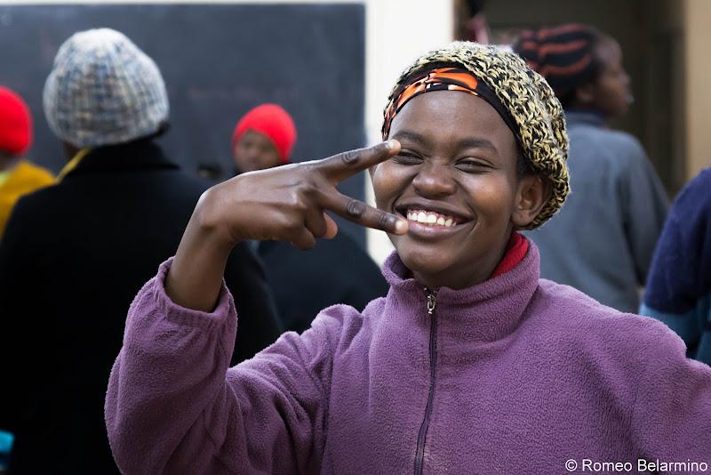 Grace Volunteering in Kenya with Freedom Global