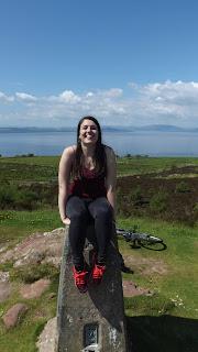 Isle of Cumbrae csúcs
