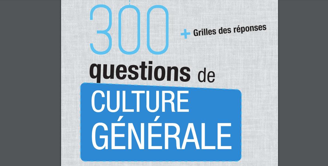 Culture générale rdc