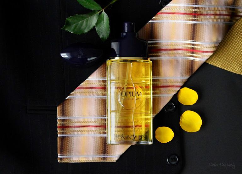 Woda toaletowa Opium Pour Homme Yves Saint Laurent