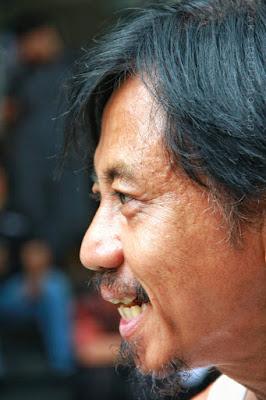 eppy kusnandar sebagai kang muslihat dalam film preman pensiun