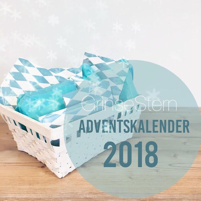grinsestern, adventskalender, weihnachten, advent advent, advent