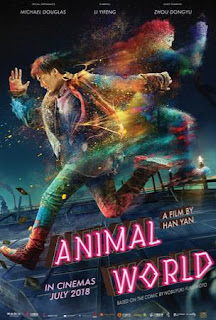 Film Animal World 2018 (Mandarin)