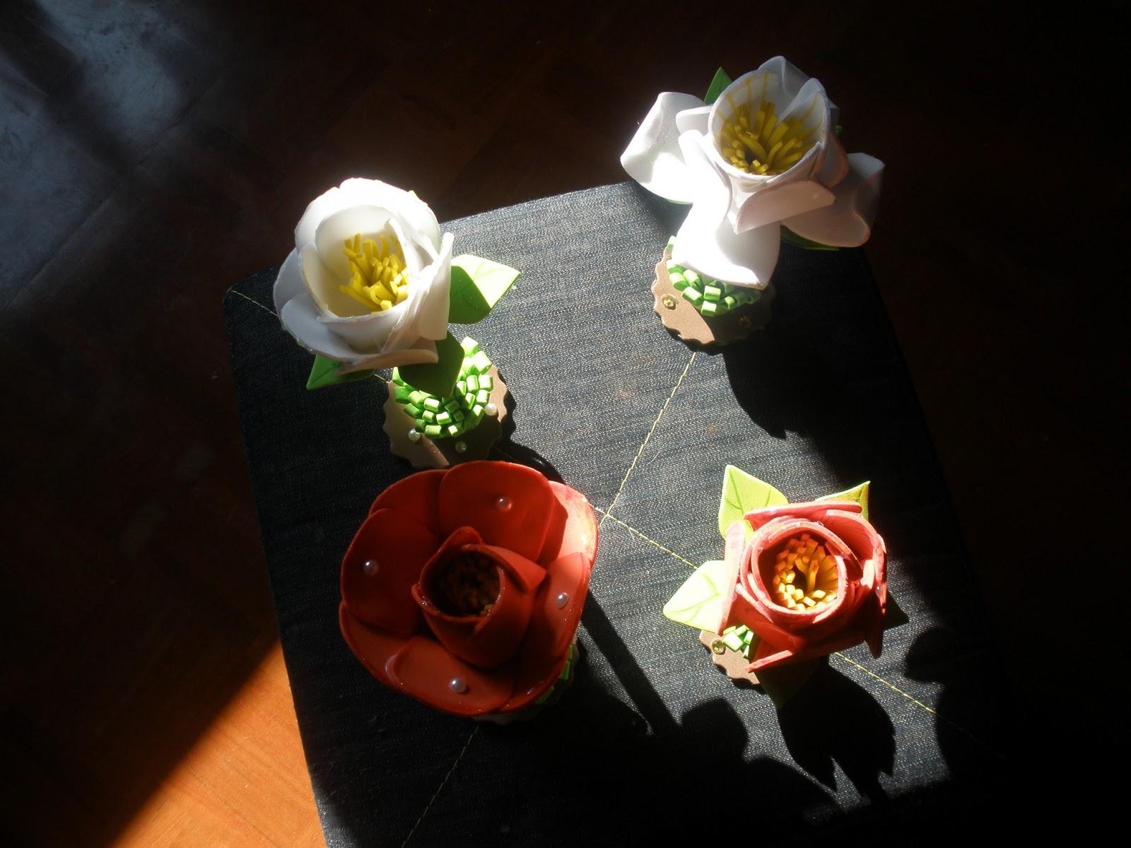 flores fofucha