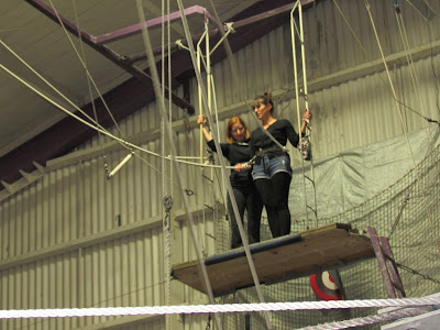 Wendy Kolar Mullen Trapeze Birthday Party! 49 years