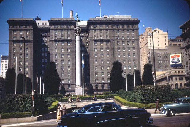 the life in california post world war ii The postwar economy: 1945-1960 as the cold war unfolded in the decade and a half after world war ii los angeles, california.