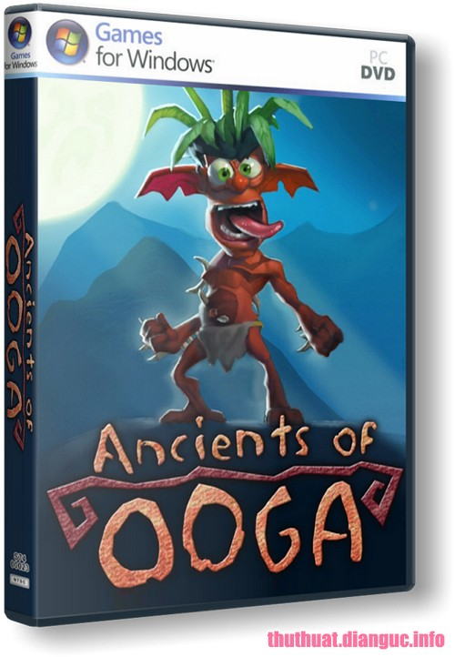 Download Game Ancients of Ooga Full crack