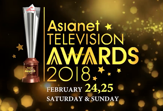 Asianet Television Awards 2018