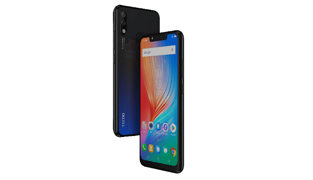 Techno launches AI camera and Android 9 pie powered 'Caman iSKY 3' smartphone