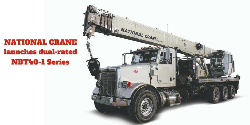A peek at National Crane NBT40-1 series